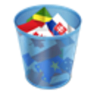 Monolingual logo