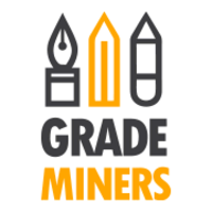 GradeMiners logo