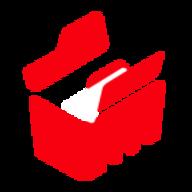 RedBin logo