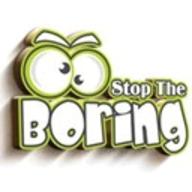 Stop The Boring logo
