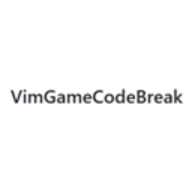 VimGameCodeBreak logo