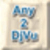 Any2DjVu logo