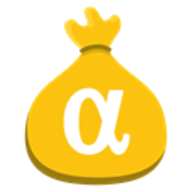 Alphaloot logo
