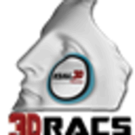 3DRACS logo
