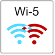 Wi-5 logo