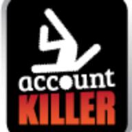 AccountKiller logo