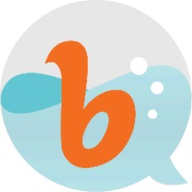 Bubbly logo
