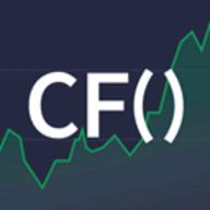 CRYPTOFINANCE logo