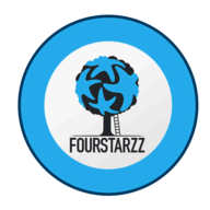 Fourstarzz Media logo