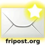 Fripost logo