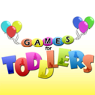Games For Toddlers logo