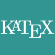KaTeX logo