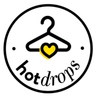 HOT DROPS logo