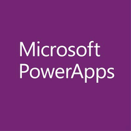 Microsoft PowerApps logo