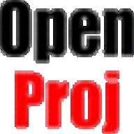 OpenProj logo