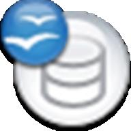 Apache OpenOffice Base logo