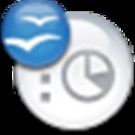 Apache OpenOffice Impress logo