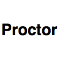 Proctor by Indeed logo
