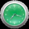 Onlive Clock logo