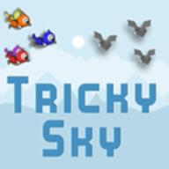 Tricky Sky logo