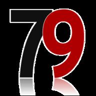 Seventynine logo
