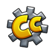 Toontown Corporate Clash logo