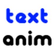 textanim logo