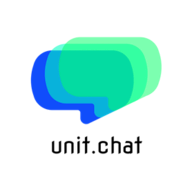 Unit.chat logo