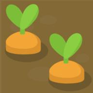 CSS Grid Garden logo