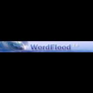 WordFlood logo