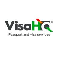 VisaHQ logo