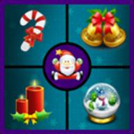 Christmas Memory Game logo