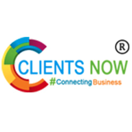Clients Now logo