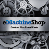 eMachineShop CAD logo