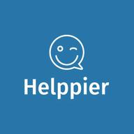 Helppier logo