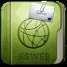 KSWEB logo