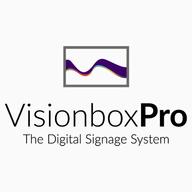 Visionbox Digital Signage logo