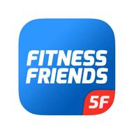 5F - Find Fit Friends logo