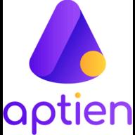 Aptien logo