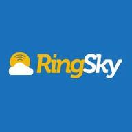 RingSky logo