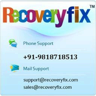 RecoveryFix for NSF to PST logo