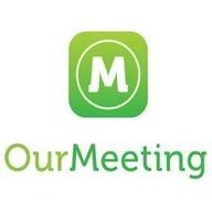 OurMeeting logo