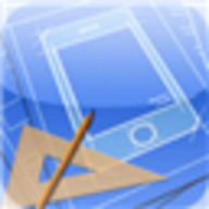 BluePrint UI design logo