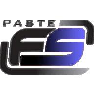 PasteFS logo