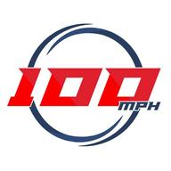 100MPH logo