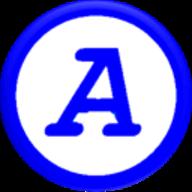 Atlantis Word Processor logo