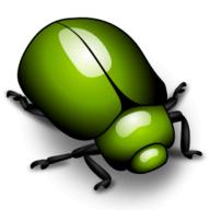 The Bug Genie logo