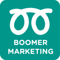 Boomer Marketing logo