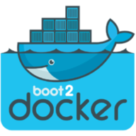 boot2docker logo