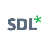SDL BeGlobal logo
